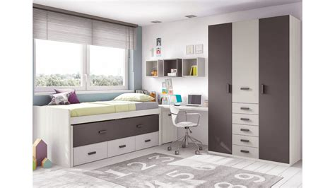 lit gigogne garcon chambre ado garcon moderne avec lit gigogne glicerio
