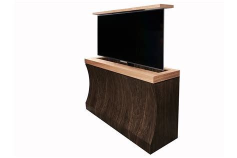 motorized tv lift cabinet tv lift furniture bayside motorized tv lift cabinet