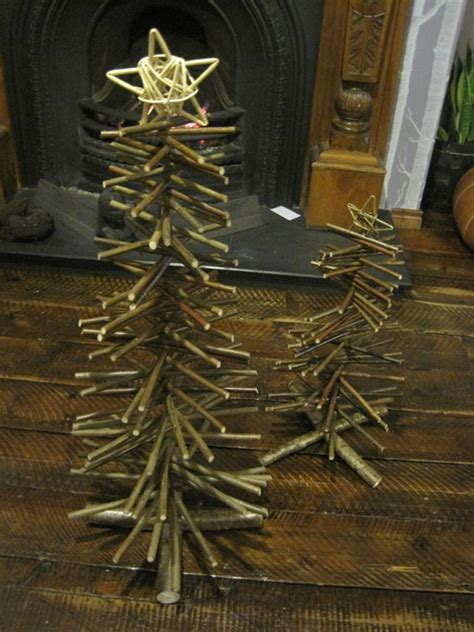 willow christmas trees bob johnston baskets