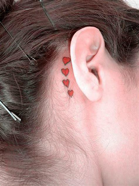small heart neck tattoos 57 beautiful neck tattoos