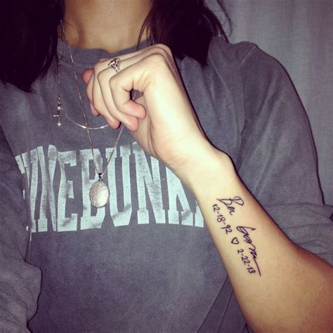 tattoo ideas for date of birth 29 best colon cancer tattoos images on pinterest colon