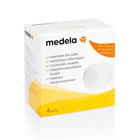 Washable Breast Pad George washable bra pads made of 100 per cent cotton breast care medela