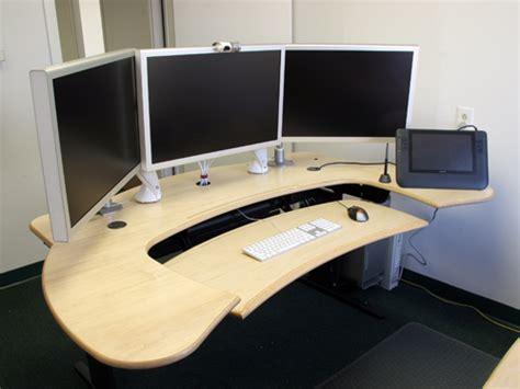 Multi Desk by Ergonomic Desks And Ergonomic Furniture Standing Desks
