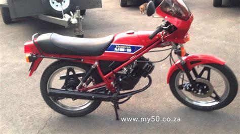 Honda Mb 5 Restoration