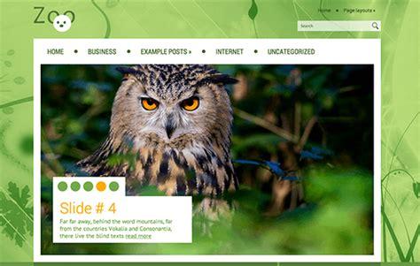 themeforest zoo quelques liens utiles