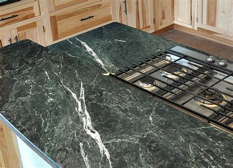 Serpentine Countertops featured residential and serpentine countertop projects