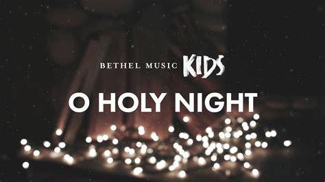 o holy testo o holy official lyric bethel