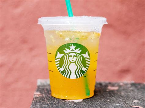 We Try the New Valencia Orange Refresher and Orange Spice Iced Coffee at Starbucks   Serious Eats