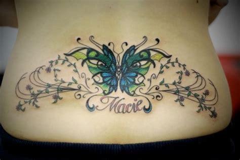 pattern tattoos lower back 100 lower back tattoo designs for women 2015