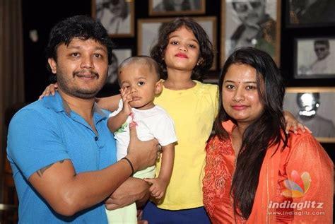 kannada actor ganesh house photos ganesh daughter charitrya in chamak kannada movie news