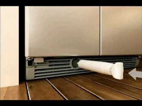 Kitchenaid Refrigerator Grill Removal How To Replace In Grille Refrigerator Water Filter