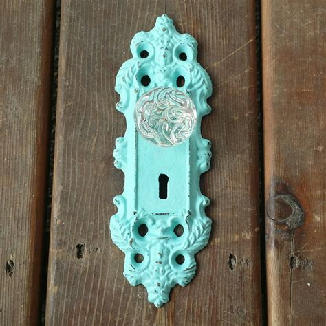 door knob curtain tie back door knob hook or curtain tie back cast iron by
