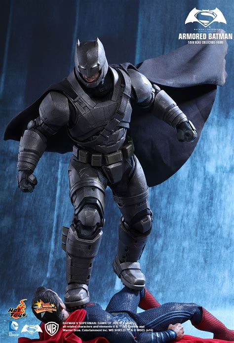 Toys Batman Vs Superman Armored Batman toys 2016 batman vs superman of justice armored batman ben affleck 1 6 ebay