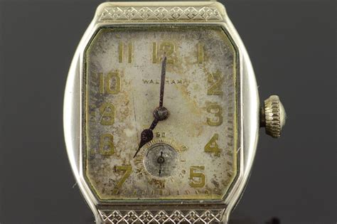 waltham vintage 7 wrist s property room