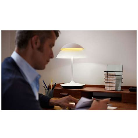 philips hue bloom dimmable led smart table l philips hue go portable dimmable led smart light table