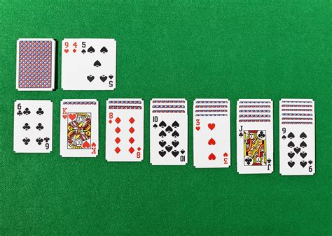 pics of cards solitaire cards areaware