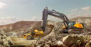Volvo Excavators Excavators Wheeled Crawler Compact Volvo