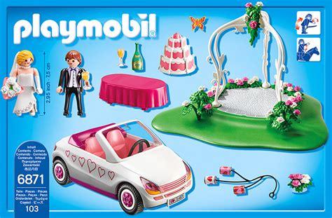 Hochzeit Playmobil by Playmobil 174 City 6871 Starterset Hochzeit