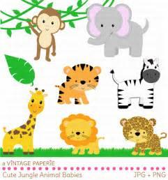 cute baby zoo animals clipart clipartxtras
