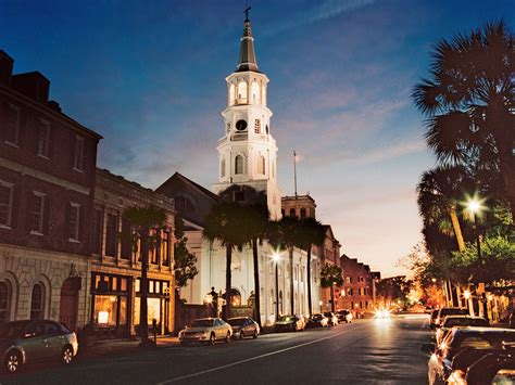 Charleston Sc Records The South S Best City 2017 Charleston South Carolina Southern Living