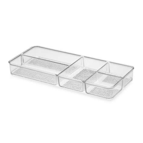 Bathroom Organizer Tray Buy Bathroom Vanity Organizer From Bed Bath Beyond