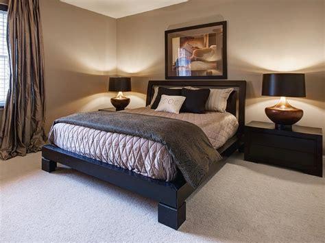 beige bed photos s k interiors hgtv