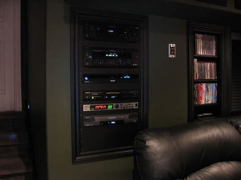 Home Av Rack by Diy In Wall Av Rack Thread Canadian Tv Computing And Home Theatre Forums Home Theater Ideas