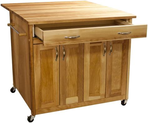 rolling islands for kitchen wheeled kitchen islands large rolling kitchen island