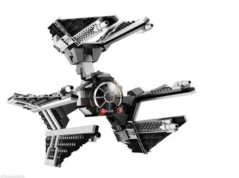 lego wars set 8087 tie defender 2 minifigure tie