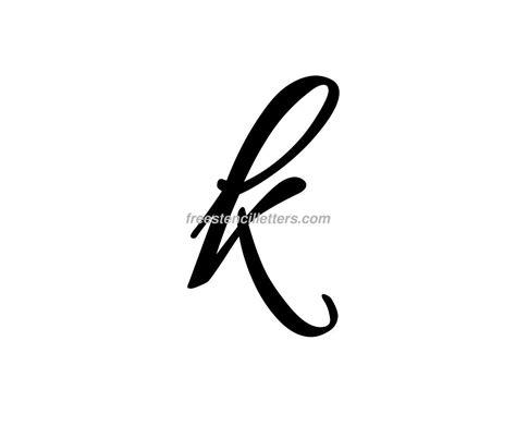 Letter Small letter k cursive www pixshark images galleries