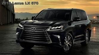 2018 lexus 570 new car suv