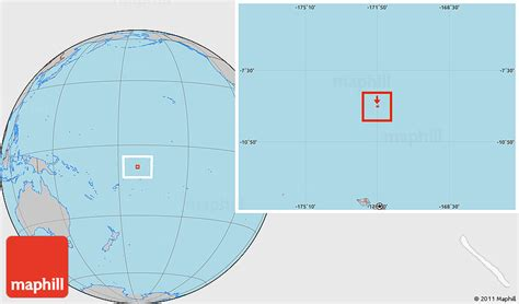 where is tokelau on the world map gray location map of tokelau