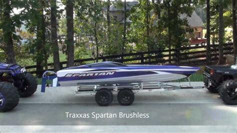traxxas slash boat trailer traxxas collection slash 4x4 e maxx spartan w custom
