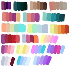 Colors Palette My Art Colors Reference Color Palette Color Palettes Stlop
