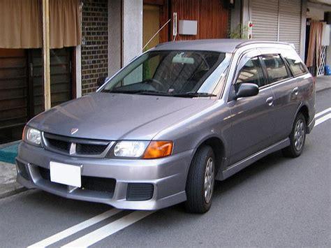 nissan wingroad y11 1 8 i 16v 4wd 115 hp car technical