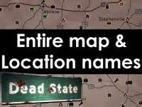 Dead State Map by Steam Community Dead State