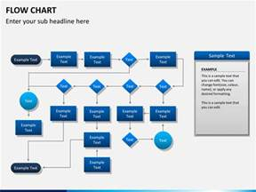 flow chart template powerpoint powerpoint flow chart template sketchbubble