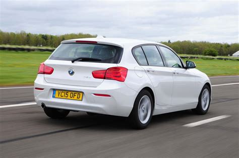 Hatchback Bmw by Bmw 1 Series Hatchback 2015 Pictures Carbuyer