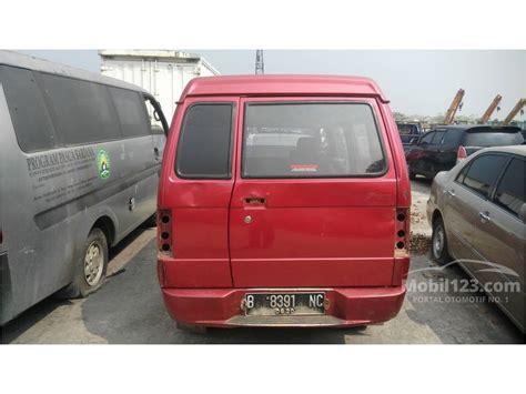 Suzuki Carry 1 0 Apa Adanya jual mobil suzuki carry 2005 personal 1 0 di banten