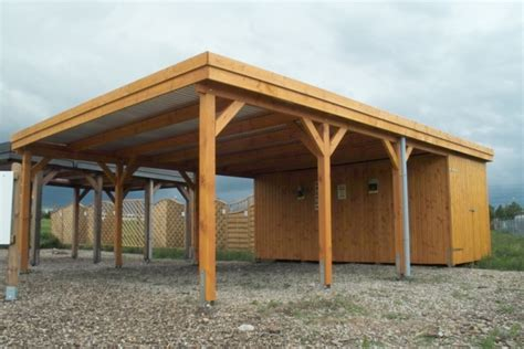 bauplan carport carport selber bauen