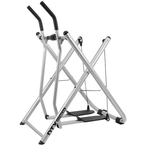 Alat Fitnes Air Walker Dtx Fitness Air Walker Exercise Machine Cross Trainer Ellipitical Strider Ebay