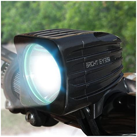 bright eyes bike light review bright eyes rechargeable bike headlight new square model
