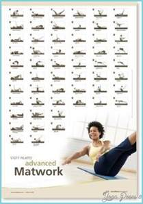 Advanced Mat Pilates by Advanced Pilates Exercises Poses