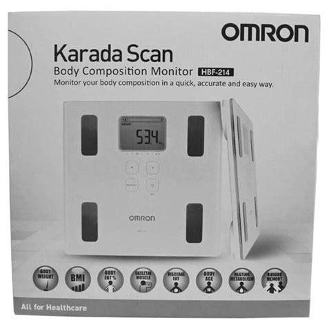 Omron Karada Scan Hbf 214 Composition Monitor Berkualitas omron hbf 214 composition monit end 4 23 2018 1 15 pm