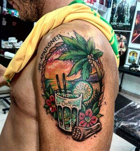 tropical tattoo gallery 108 best images about tropical tattoos on pinterest
