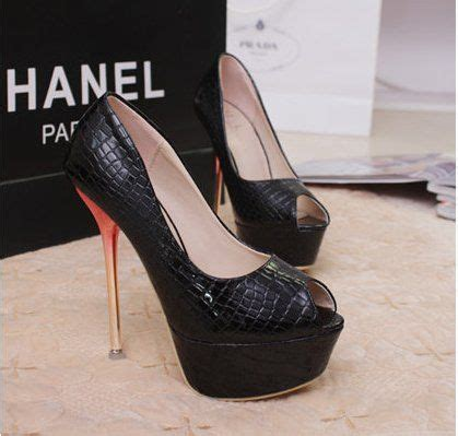 Promo Sepatu Chanel A368 4 17 best images about chanel shoes on