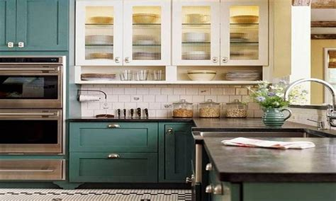 best colors for kitchen 15 best kitchen cabinet colors choosing the most popular