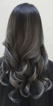 black grey hair top balayage hairstyles for black hair