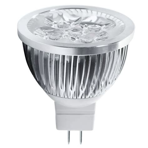 Led Light Bulbs Mr16 Replacement 10 Pack 4w 12v Dimmable Led Mr16 Light Bulb 50w Halogen Replacement 3200k New Ebay