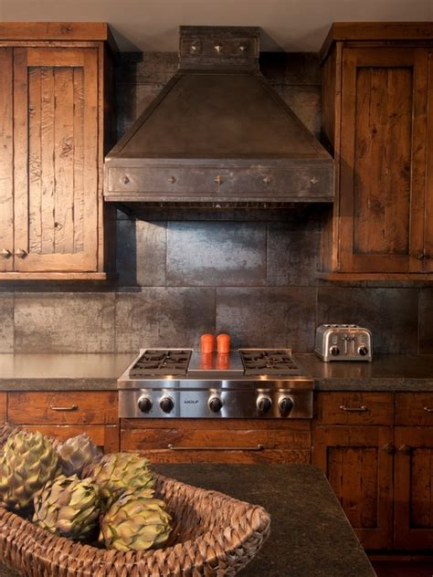 Decorating Ideas For Cabin Kitchen Traditional Kitchen Log Cabin Decorating Design Pictures